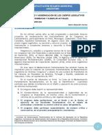 Fortalecimiento y Modernizacion de Los Cuerpos Legislativos Svetaz