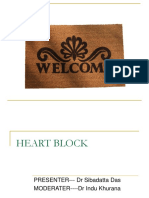 33617300 Heart Block Ppt by Siba