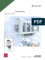 Selection Guide - E300 Electronic Overload Relay - 193-SG010E-En-P - January 2016