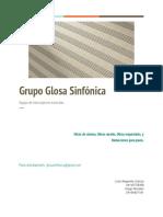 Grupo Glosa Sinfónica