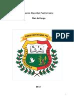 Mejorado Plan de Riesgo Pc 2018