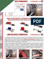 1.Limpiadores Primarios Asgco-icobandas