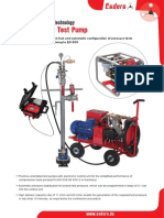 Brochure Powered Test Pump MPP 68 MPP 28 and MPP 11