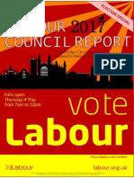 2017 Cambridge Labour Residents' report