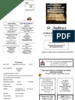 St Andrews Bulletin 071518