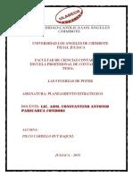 Análisis Porter de Las Cinco Fuerzas.rut