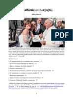 Anathema Sit Bergoglio Castellano Corregido