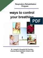 Breathing Exercise Step