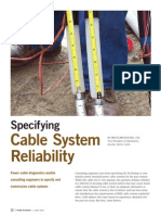 Specifying Cable System Reliability