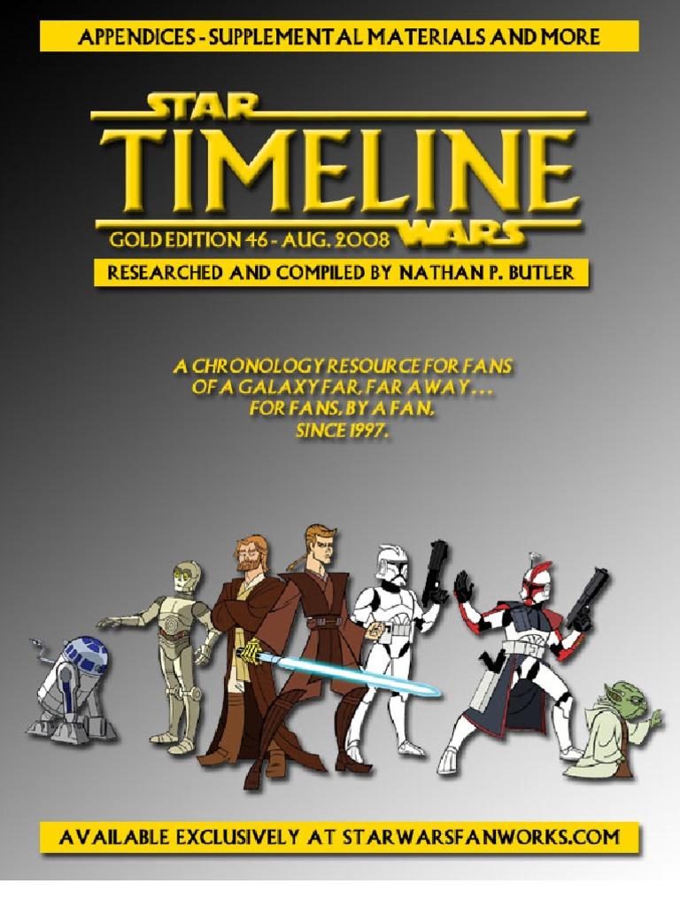 Star Wars - Timeline Gold 46x   Obi Wan Kenobi   Palpatine