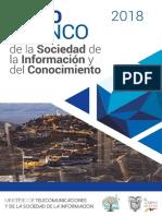 Libro Blanco de La Sociedad Del Información y Del Conocimento