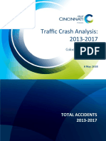 CPD Traffic Crash Analysis 2013-2017 (8 May 2018)