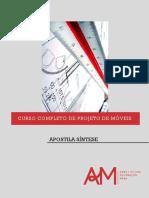 Livro Projeto Moveis  - cursos AM
