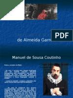 FREI LUÍS DE SOUSA- Personagens