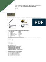 Soal USBN IPA+Kunci-Susulan