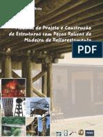Manual de Projeto e Construção de Estruturas de Madeira