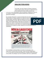 Analisis Foda Nokia