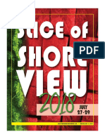 Slice of Shoreview 2018
