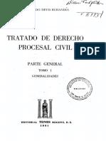 BELM-19555(Tratado de Derecho Procesal -Devis)