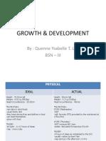 Growth Development Lim
