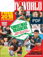 Rugby World - January 2018 UK