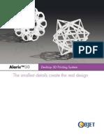 Alaris30 3D Printers Letter