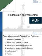 Capitulo 10 - Resolución de Problemas