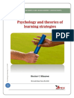 Psychology and Theories of Learning Strategies