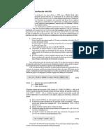 Formulario de Clasificacion