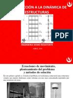 Introducción a La Dinamica de Estructuras 1