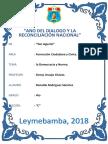 Demoracia y Norma - Monografia