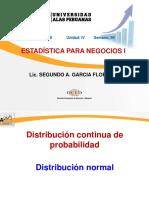 SEMANA 08 - Distribucion Continua