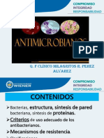Clase 10 Antimicrobianos