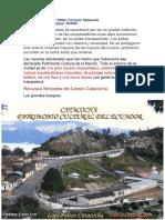 Provincia PALTAS - CATACOCHA