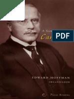 A Sabedoria de Carl Jung.hoffman, E. Prada, C-1
