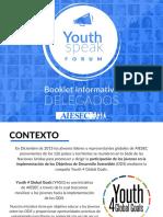 Booklet de Delegados