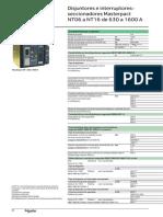 Disjuntores e Interruptores-Seccionadores