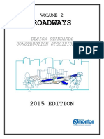 Volume 2 - Roadways