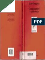 BERGSON, Henri. O Pensamento e o Movente - Parte A.pdf
