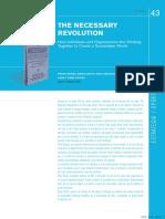La Revolucion Necesaria. Senge. Resumen