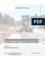 Global Synthetics Geogrids in Roadway Pavement Systems