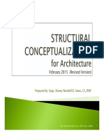 Structural Conceptualization1 Revised