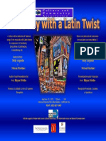 flyer broadway latin twist-4