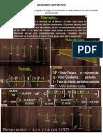 Gradiente Aritmetico Formulas 13-06-18