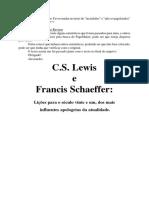 C. S. Lewis e Francis Schaeffer - Scott Burson e Jerry Walls.pdf