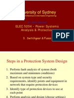 Power System Protection Swgear Fuses