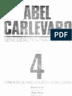 Abel Carlevaro - Caderno 4 - Serie Didáctica Para Guitarra.pdf