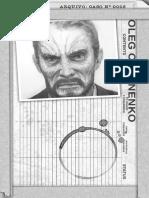 Hunter o Vigia - Arquivo Oleg Chernenko - Biblioteca Élfica