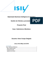 Diplomado Business Intelligence