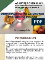 174636737 Metodos Fisicos de Conservacion